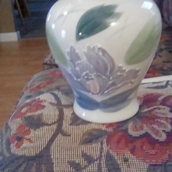 Small Japanese Vase - Asian