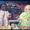 Rare Artist Dolls- Beulah & Daphne Baby Dainty