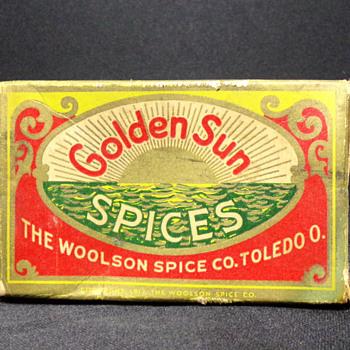 C. 1912 Mustard Seed - Advertising