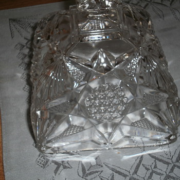 square dome with star pattern