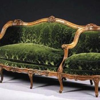 Couch sofa antique - Furniture
