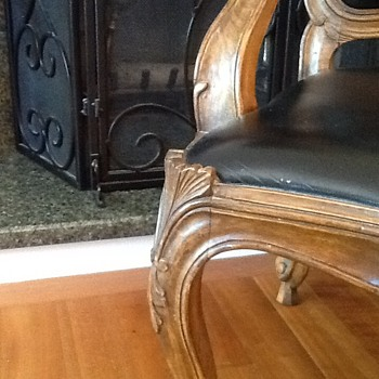 My Mom's Chairs - Furniture