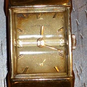 DECO ERA WHITTNAUER PYRAMID WATCH - Wristwatches