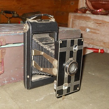 Kodak Jiffy Six-16 1933-1937 - Cameras