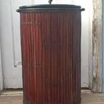 Bamboo Barrel (?)