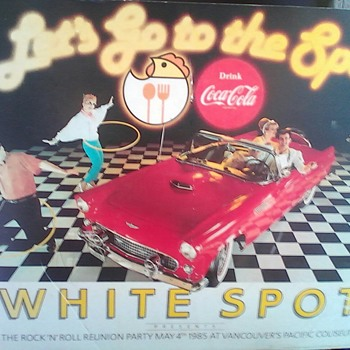 Let's go to the spot. - Coca-Cola