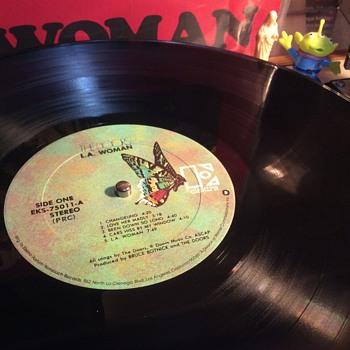 Going through the door  - Records
