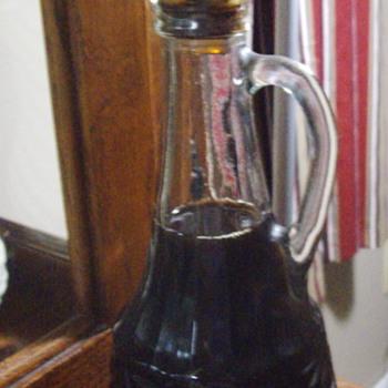 Unopened Decanter of Wine - Bottles