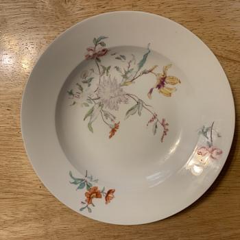 Beautiful Mystery China with No Marking - China and Dinnerware
