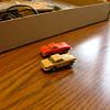 Mid 60's Aurora Slot Car Set