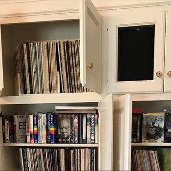 Vinyl record collection - Records