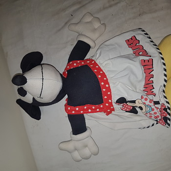Myster Minnie Mouse - Animals