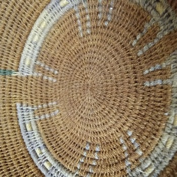 Indian basket ? - Furniture