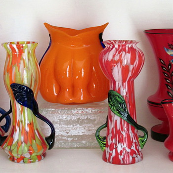 BRIGHT & SUNNY on this wet day!!! - Art Glass