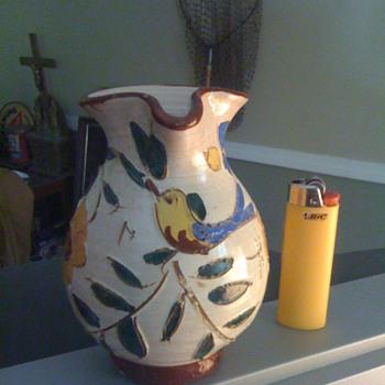 vintage asian creamer ? - Pottery