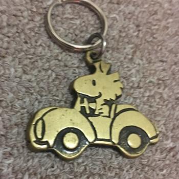 Snoopy keychain - Toys