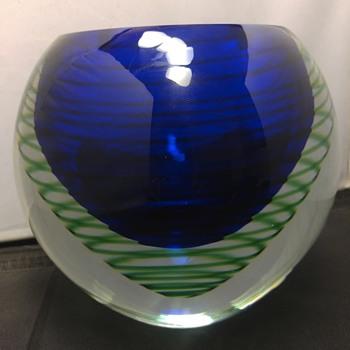 Vintage Art Glass - Art Glass