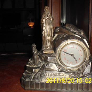 """Lourdes"" - Clocks"