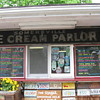Antique Somersville Conn. Ice Cream Parlour Sign
