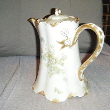Haviland China tea pot - China and Dinnerware