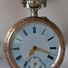 European Excelsa pocket watch