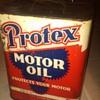 Protex 2 gallon motor oil can