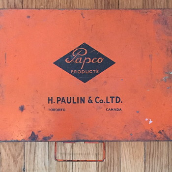 Papco products H. Paulin and Co. LTD. - Tools and Hardware