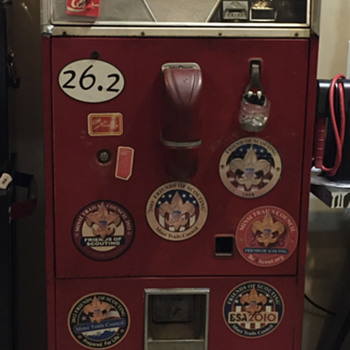 Coke Machines - Coca-Cola