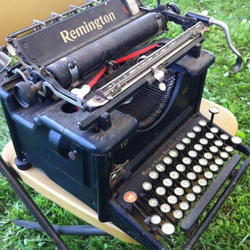 Remington Type Writer