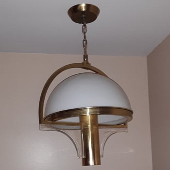 Can any one ID this lamp? - Lamps