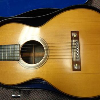 187? Martin Parlor Guitar - Guitars