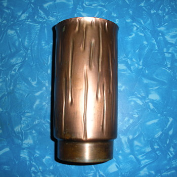 Who Made This Copper Vase? - Arts and Crafts