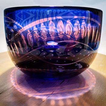 Jan Johansson for Orrefors - Art Glass