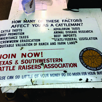 texas and southwestern cattle raisers  assoc. join now sign