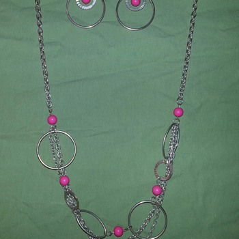 Assorted Circles Necklaces