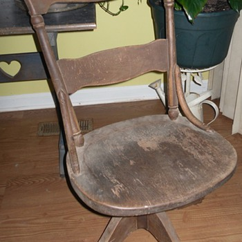 Office/Bankers Chair - Furniture