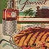 1950 - Gourmet Magazine Cover