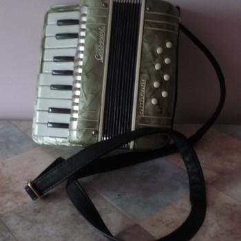 Carbonari Concertina - Musical Instruments