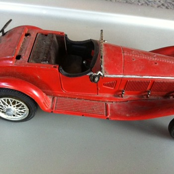 Antique Slot Car? - Model Cars