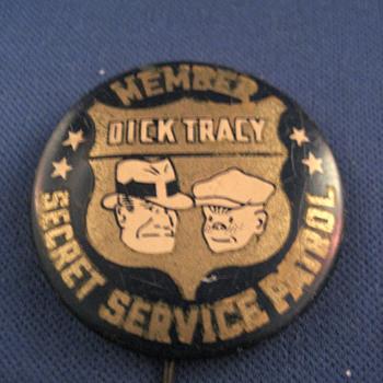 Quaker Oats premium pinback badges