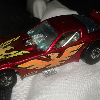 1983 Series FIREBIRD FUNNY CAR HOT WHEEL - Model Cars