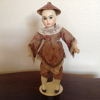 Antique Belton Doll - Dolls