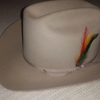 Dad's Stetson Hat