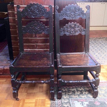 Royalist Chairs
