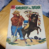 1956 smokey the bear 10 cent dell comic book