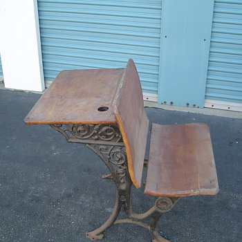 School Desk - Furniture