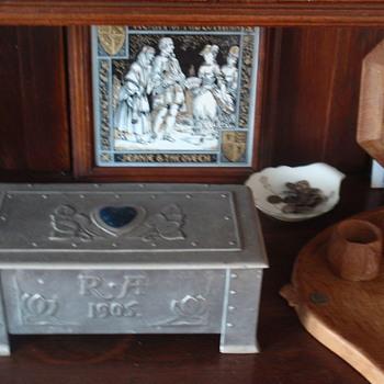 Arts & Crafts treasures