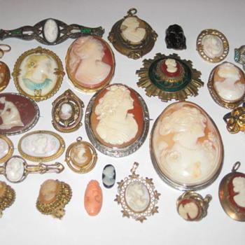 Cameos :) - Fine Jewelry