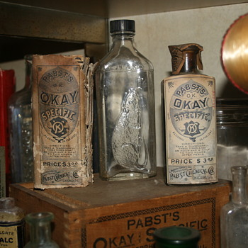 Snake Oil...Pabst's OK Specific (contd) - Advertising