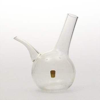 PORRO wine pitcher, Bengt Orup (Johanfors, 1952) - Art Glass
